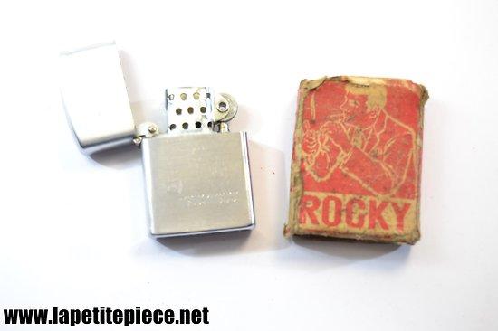 Briquet à clapet ROCKY CARANET publicitaire Matermaco