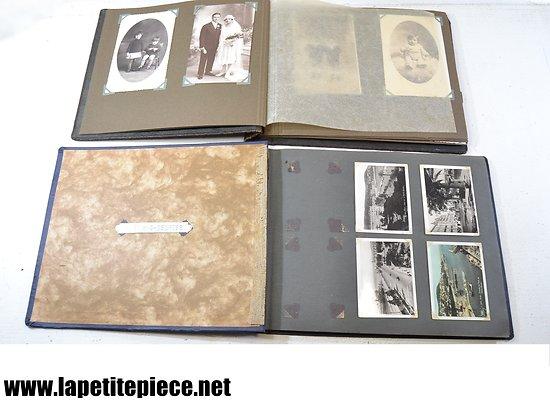 Albums de famille années 1930 - 1950. NICE, Côte d'Azur
