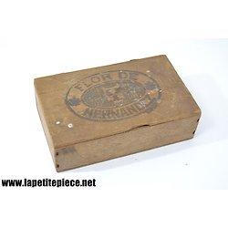 Boite de cigares FLOR DE HERNANDEZ, années 1900 - 1930.