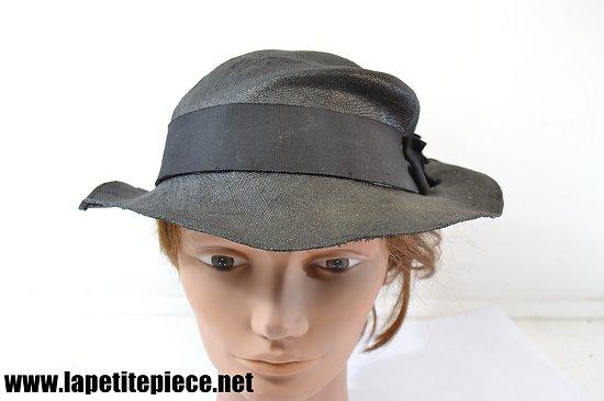 Chapeau femme années 1930