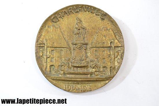 Charleville 1914 - 1915 (bronze)