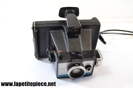 Appareil photo Polaroid Colorpack III (1970 - 1971)