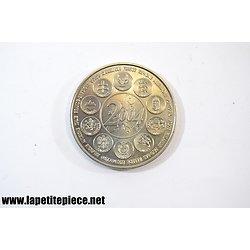 Médaille L'Europe des 25 - 2004 essai