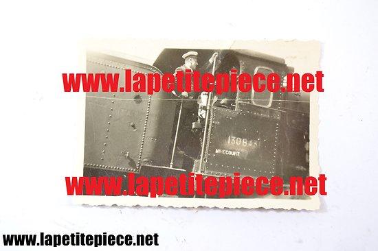 Photo locomotive MIRECOURT (Vosges / Lorraine) 130B431