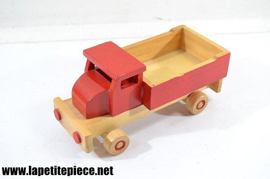 Camion / jouet en bois