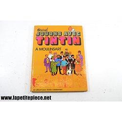 Jouons avec Tintin à Moulinsart - Hergé casterman 1974 ISBN 2-203-00301-4