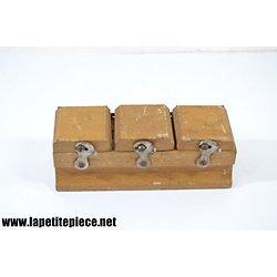Presse à coller / colleuse pour films bobine 9,5mm