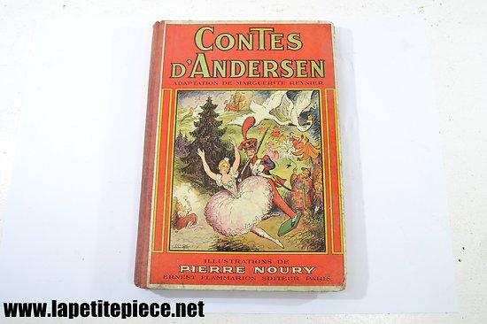 Contes d'Andersen 1932 - adaptation de Marguerite Reynier, Flammarion