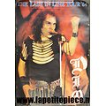 Poster affiche DIO the last in line tour '84