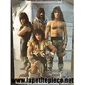 Poster affiche MAN O WAR Rebel Rock 1985 -  RA182
