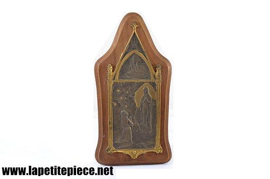Reliquaire Notre-Dame de Lourdes -  Bernadette Soubirous