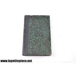 Livre sténographie Duployé - Le Franc-tireur des Vosges (Gueree de 1870-1871)