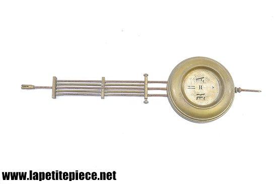 Balancier d'horloge / pendule 284gr / 27,5cm