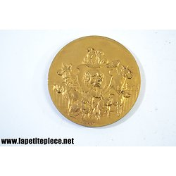 Médaille société canine Maine Anjou Touraine, par L. Cariat
