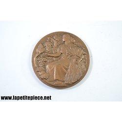 Médaille Concours Agricoles par MM PETIT