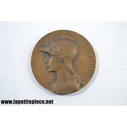 Médaille PATRIE par Rivet 1928