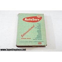 Guide technique AUTOSERV International 1961 - scientific magazines
