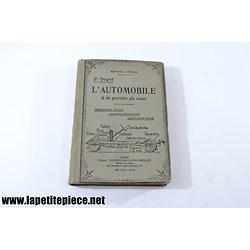 1920 L'Automobile à la portée de tous, Marcel Astruc