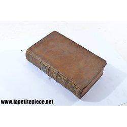 1772 Les Épîtres de Saint Paul, analysés. Tome septième 7. Dupleix & Laporte editeurs à Toulouse