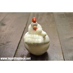 Petite poule J-line hiver, sans bonnet