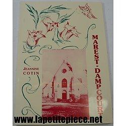 Marest-Dampcourt (Aisne) par Jeannine Cotin 1988