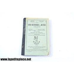 1930 - Cours méthodique de Dictées - cours Moyen