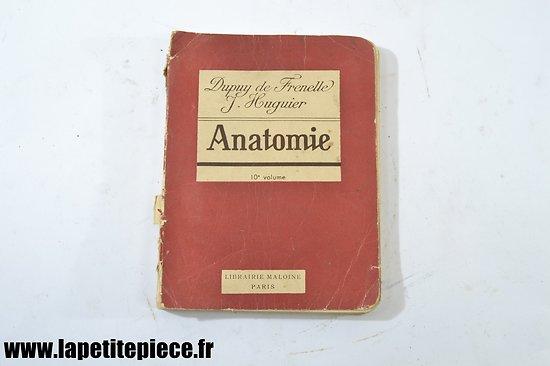 1946 - Anatomie Névrologie par Dupuy de Frenelle J. Huguier