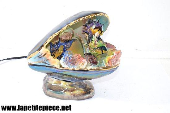 Coquillage lampe de Vallauris, moule