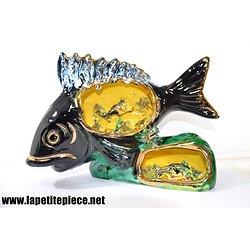 Grande lampe poisson Vallauris