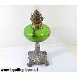 Lampe à pétrole Fin 19e siècle - début 20e Siècle