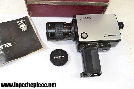 Camera Carena Zoomex 7608-M  Super 8, 1976 / 1977