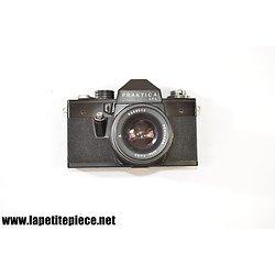Appareil photo argentique Praktica LTL objectif Pentacon 1.8/50