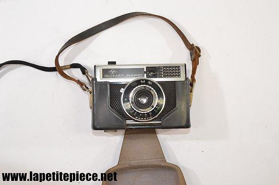 Appareil photo argentique Agfa, Isomat-Rapid, années 1960