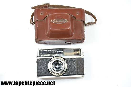 Appareil photo argentique Voigtlander BESSY K,  1965 à 1967