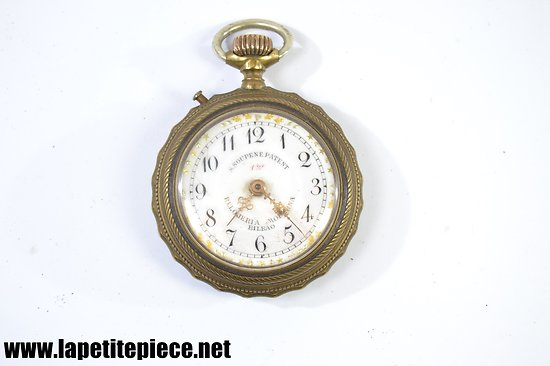 Montre à gousset relojeria moderna bilbao - S. SOUPENE PATENT