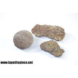 Lot de pierres / minéraux