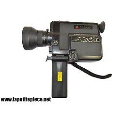 Caméra vidéo Canon Canosound 514 XL-S, années 1980, Canon zoom Lens C-8, 9-45 mm 1:14 Macro