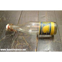 Bouteille Allemande années 1950. Limonade mit Zitronen-Geschmack MAX DIPPOLD Forchheim