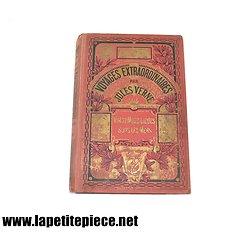 Jules Verne, vingt mille lieues sous les mers, Voyages Extraordinaires Hetzel 1920