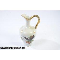 Miniature pichet Porcelaine de Limoges Goumot Labesse