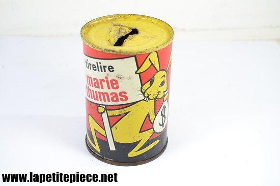 Tirelire Marie Thumas spaarpot - Belgique
