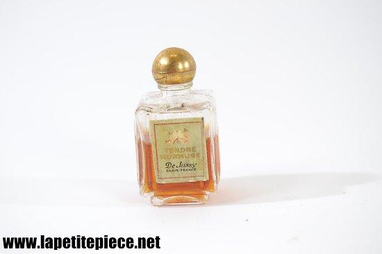 Miniature parfum TENDRE MURMURE De Jussy Paris Paris France.