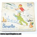Catalogue Bleuette - Hiver 1937 - 38. Illustrations Manon Lessel