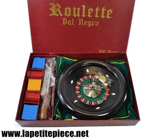 Roulette Dal Negro Treviso Italia. Années 1960