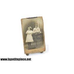 Support photo à poser, fin 19e - début 20e Siècle. Photographie H. Durand à Sedan (Ardennes)