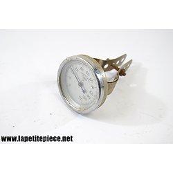 Thermomètre à bracelets Milbar, Grasse (Côte d'Azur). Années 1950