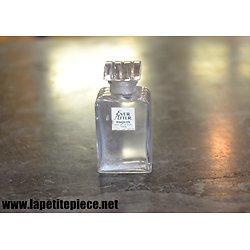 Flacon parfum Jeanne Paquin EVER AFTER Rue de la Paix PARIS. 1947