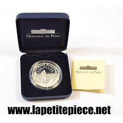 1 Fr Argent 1993 Monnaie de PAris 50e Anniversaire du débarquement allié