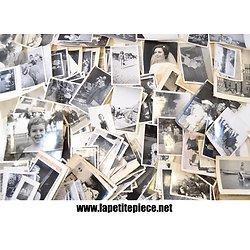 Lot de photos de famille années 1930 - 1950