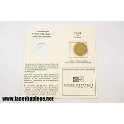 L'Euro de REIMS, frappé par laMonnaie de Paris, 16-27 mai 1998